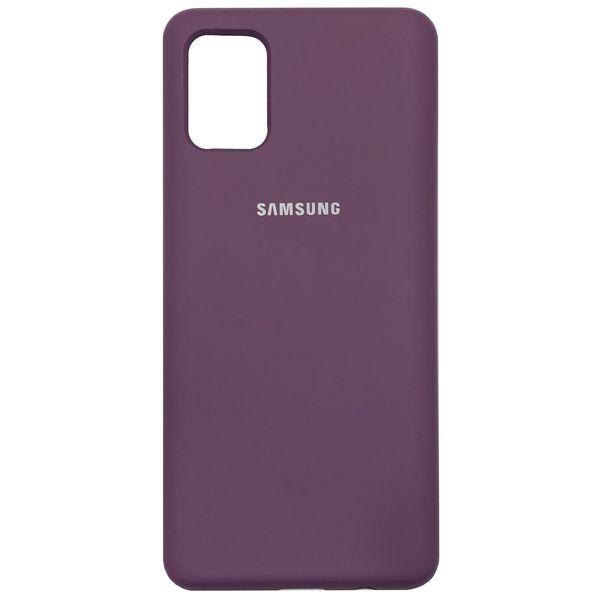 کاور مدل SIL-003 مناسب برای گوشی موبایل سامسونگ Galaxy A51