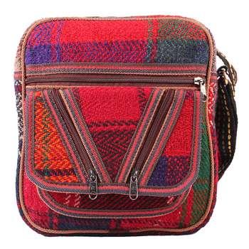 کیف رو دوشی جاجیم طرح گلیم مدل Z-1