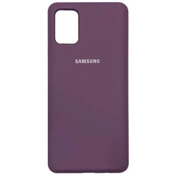 کاور مدل SIL-004 مناسب برای گوشی موبایل سامسونگ Galaxy A71