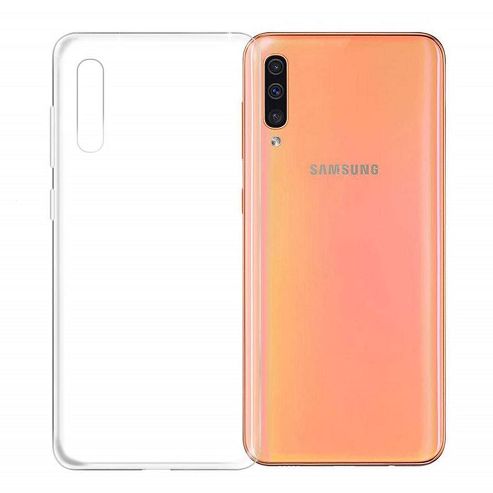 کاور مدل CLK-01 مناسب برای گوشی موبایل سامسونگ Galaxy A50              ( قیمت و خرید)