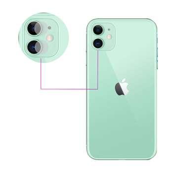 محافظ لنز دوربین مدل LTP_D مناسب برای گوشی موبایل اپل iPhone 11