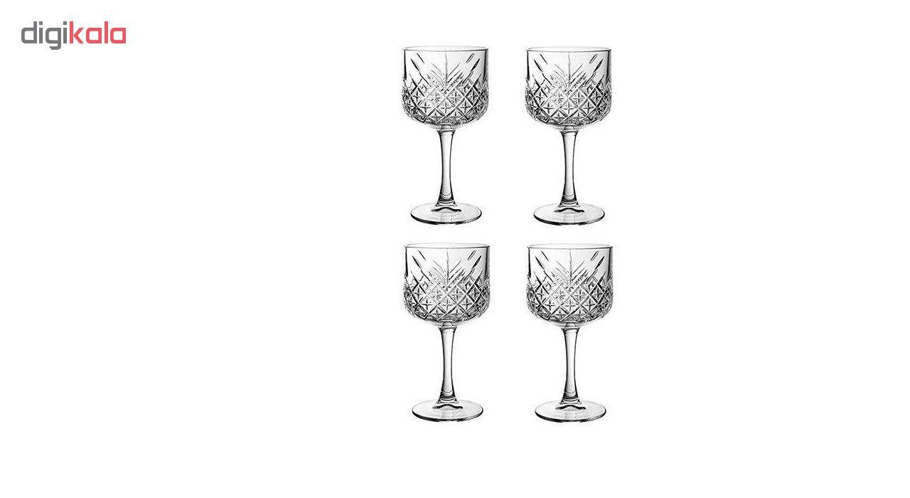 لیوان پاشاباغچه مدل Carre بسته 4 عددی