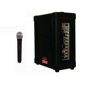 آمپلی فایر قابل حمل نوید الکترونیک مدل 624BM به همراه میکروفن