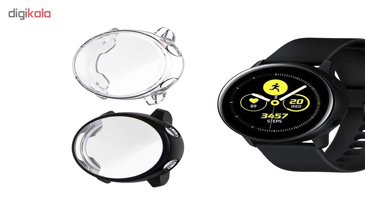 کاور مدل nxe مناسب برای ساعت هوشمند سامسونگ Galaxy Watch Active 2 44mm main 1 2