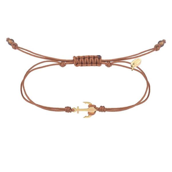 دستبند طلا 18 عیار زنانه درگون جولری مدل MC4