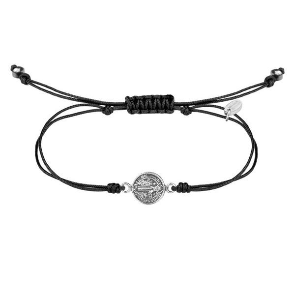 دستبند مردانه درگون جولری مدل MC5