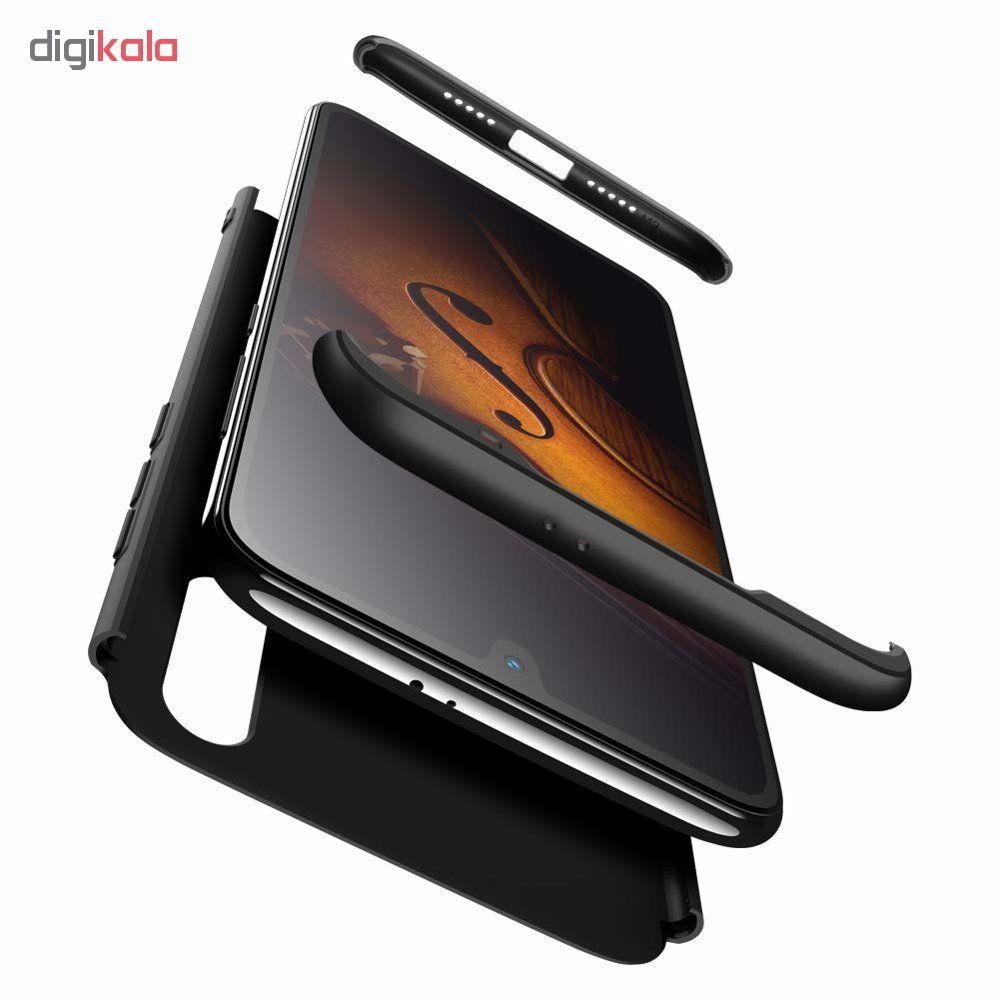 کاور 360 درجه نیکسو مدل Soliel مناسب برای گوشی موبایل شیائومی Mi A3 / Mi CC9e به همراه محافظ صفحه نمایش