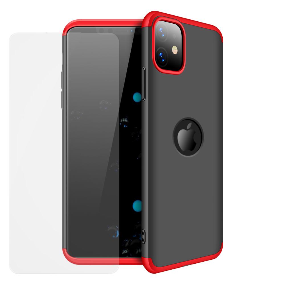 کاور 360 درجه نیکسو مدل Soliel مناسب برای گوشی موبایل اپل iphone 11 Pro Max به همراه محافظ صفحه نمایش