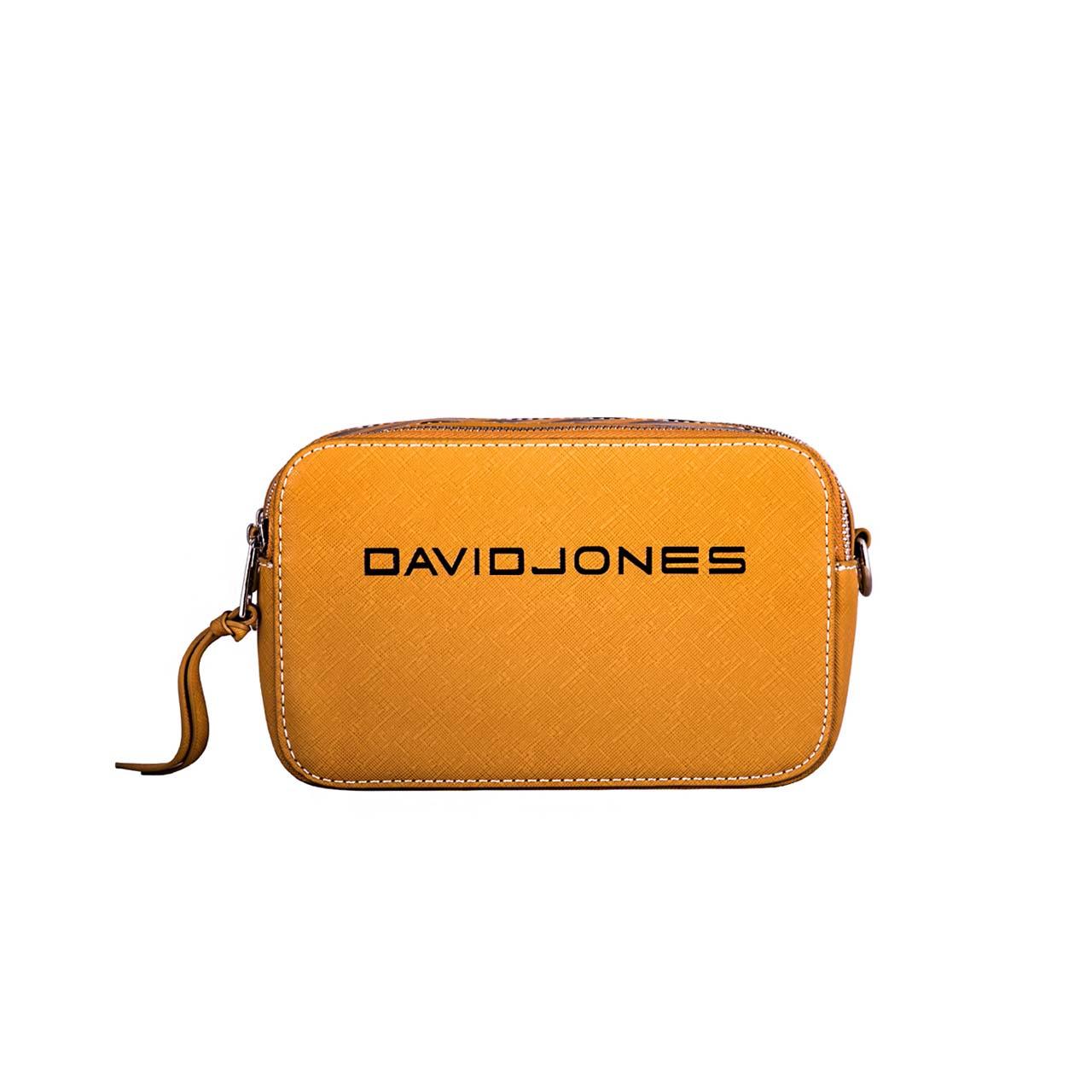 کیف رو دوشی زنانه دیوید جونز مدل 6169-1