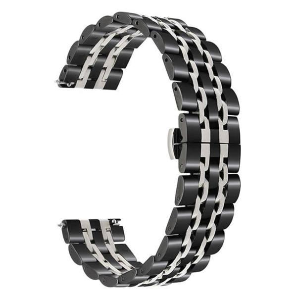 بند مدل LONGINES-7B2C0022 مناسب برای ساعت هوشمند سامسونگ Galaxy Watch 46mm