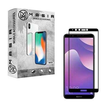 محافظ صفحه نمایش مسیر مدل MGF-1 مناسب برای گوشی موبایل هوآوی Y7 Prime 2018