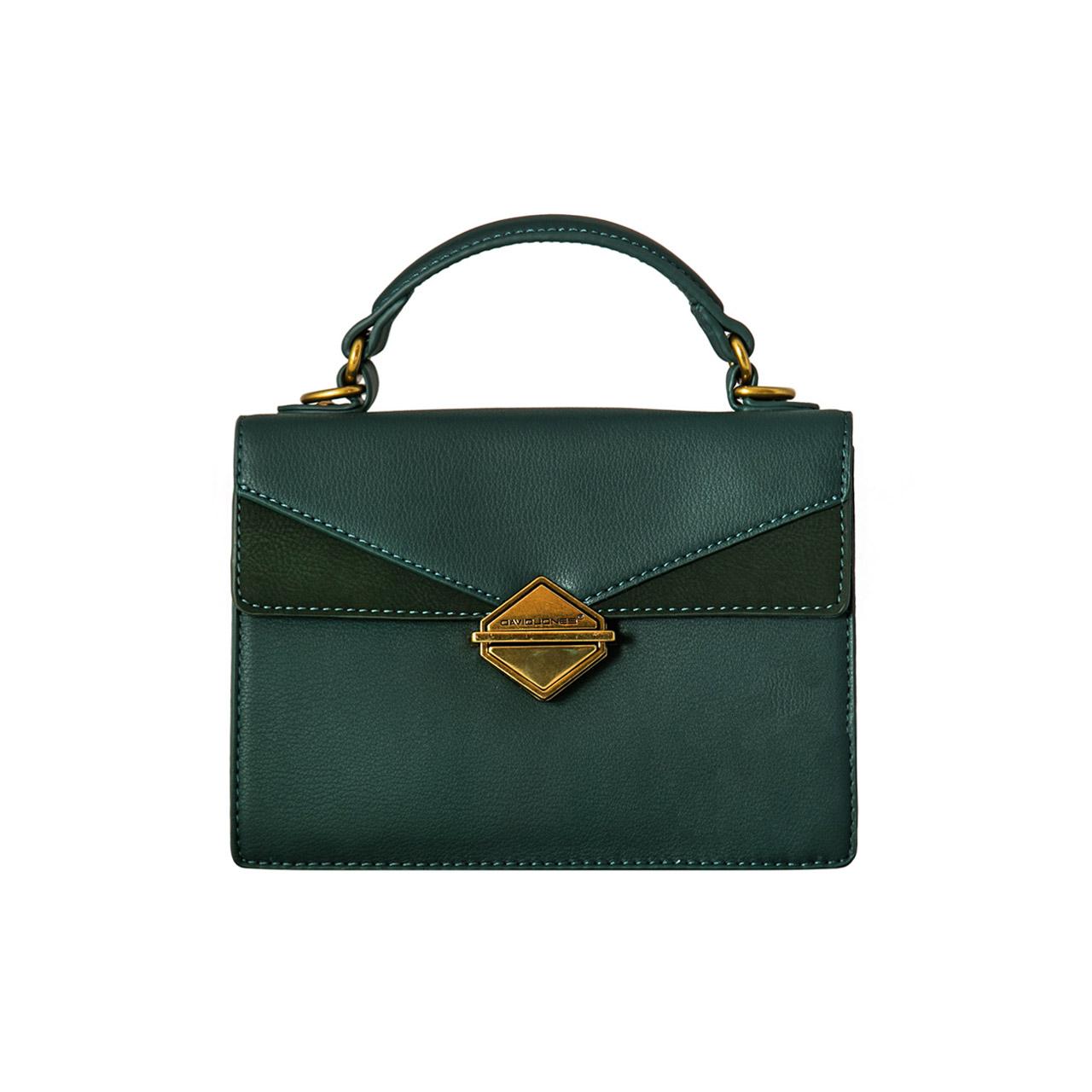 کیف رو دوشی زنانه دیوید جونز مدل 6143-1