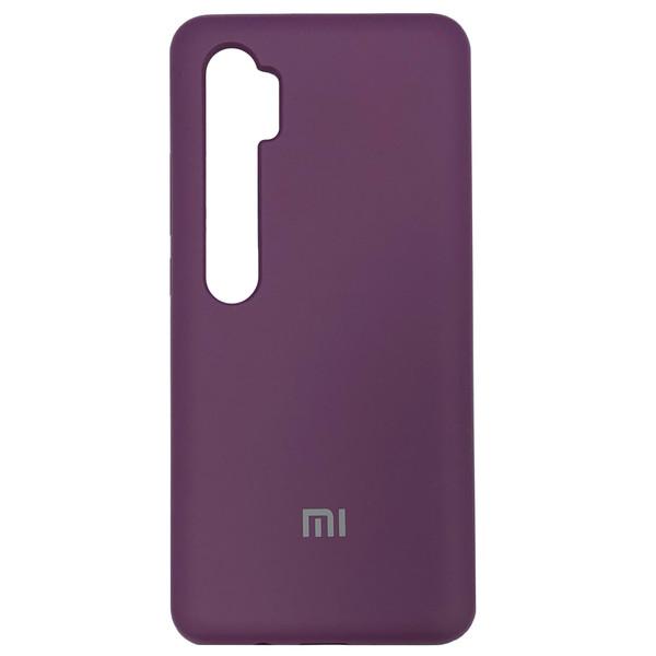 کاور مدل SIL-007 مناسب برای گوشی موبایل شیائومی Mi CC9 Pro / Mi Note 10 / Mi Note 10 Pro