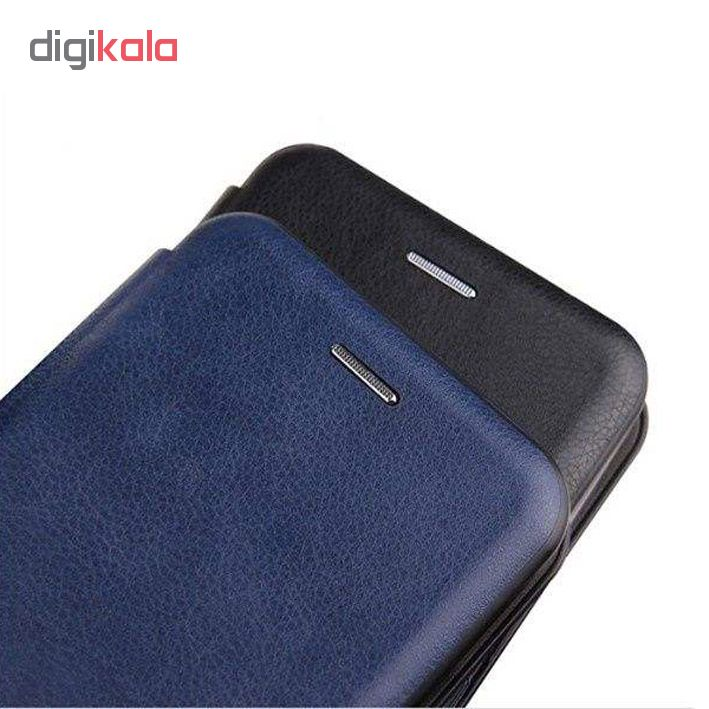 کیف کلاسوری مدل KF-007 مناسب برای گوشی موبایل شیائومی Redmi Note 8              ( قیمت و خرید)