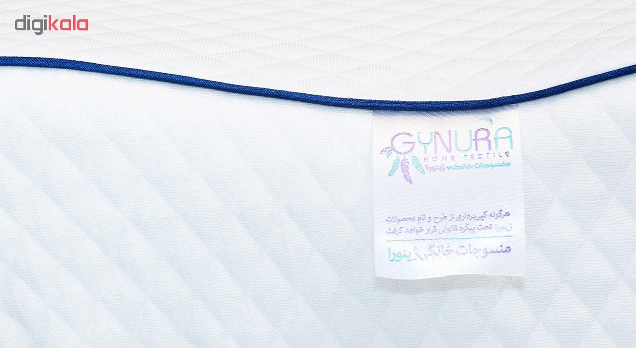 بالش طبی ژینورا مدل Wave main 1 3