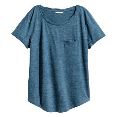 تی شرت زنانه اچ اند ام کد Y0S