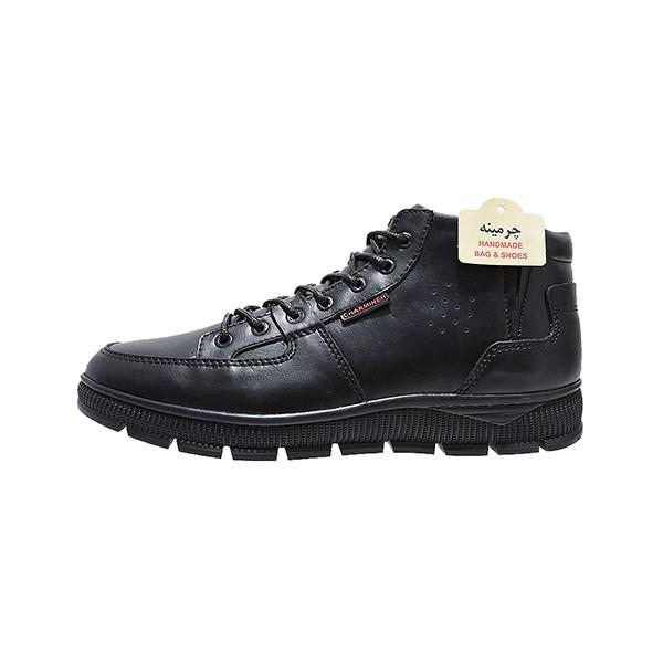 کفش روزمره مردانه چرمینه کد b298