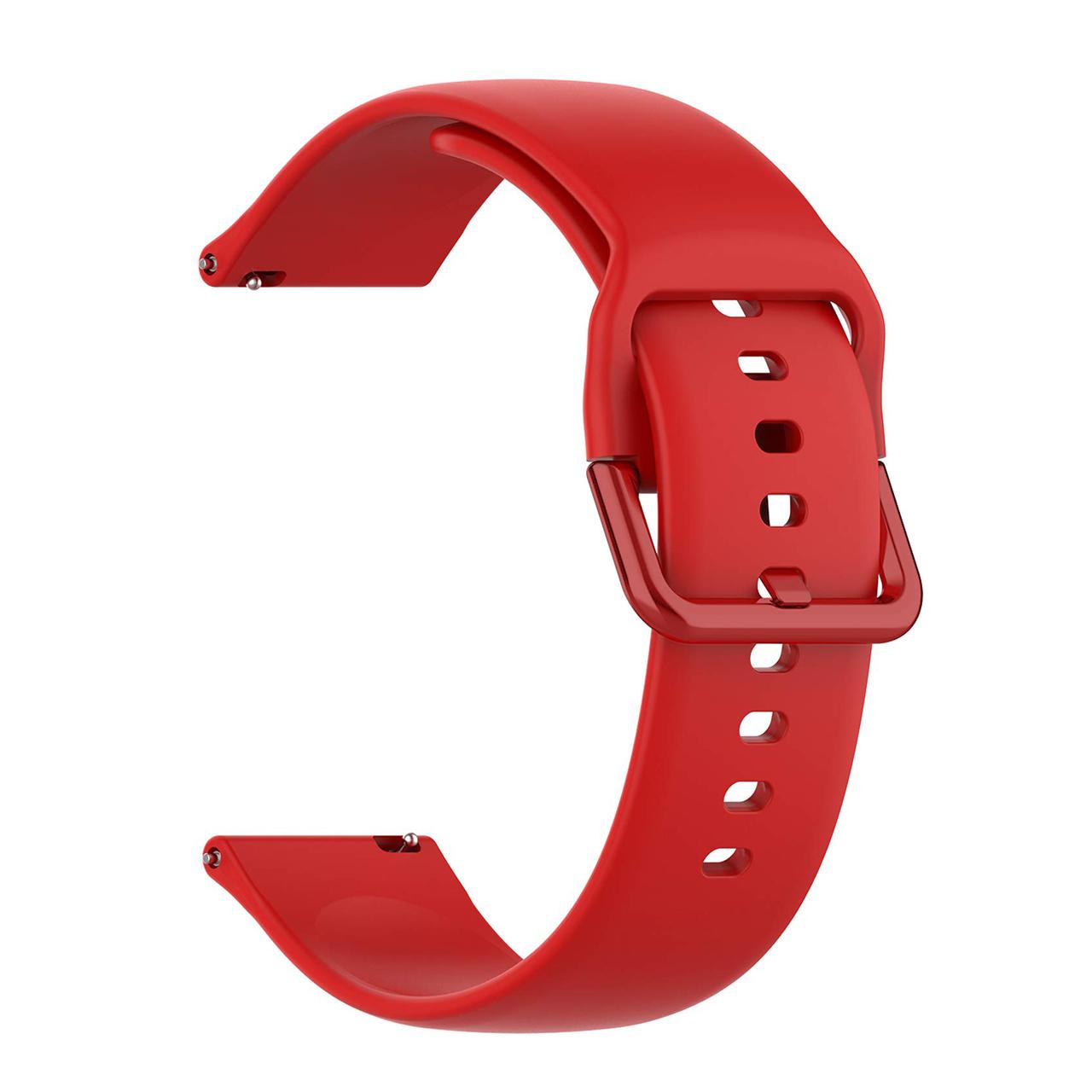 بند مدل Ac-01 مناسب برای ساعت هوشمند سامسونگ Galaxy Watch Active 2