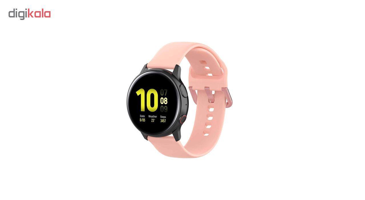 بند مدل Ac-01 مناسب برای ساعت هوشمند سامسونگ Galaxy Watch Active 2 main 1 2