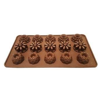 قالب شکلات مدل فستیوال کد YG-58
