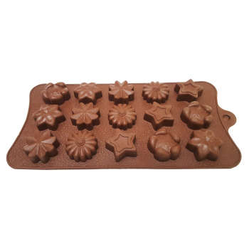 قالب شکلات مدل فستیوال کد YG-62
