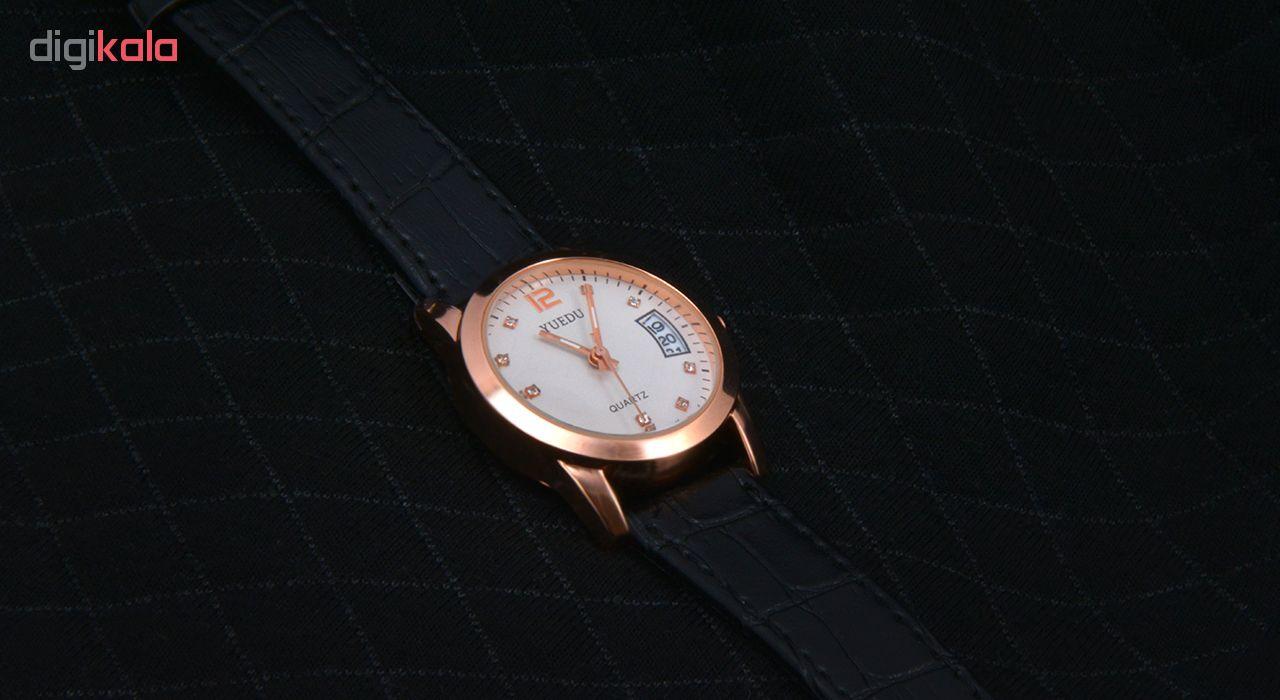 ساعت مچی عقربه ای زنانه یوادو کد DW-5010