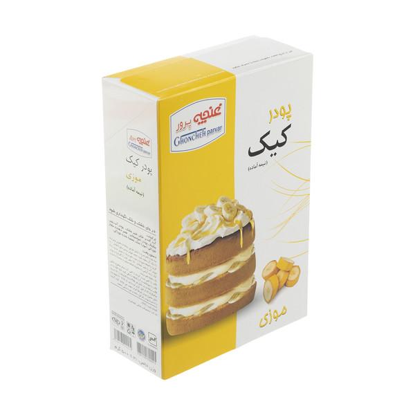 پودر کیک موزی غنچه پرور - 500 گرم