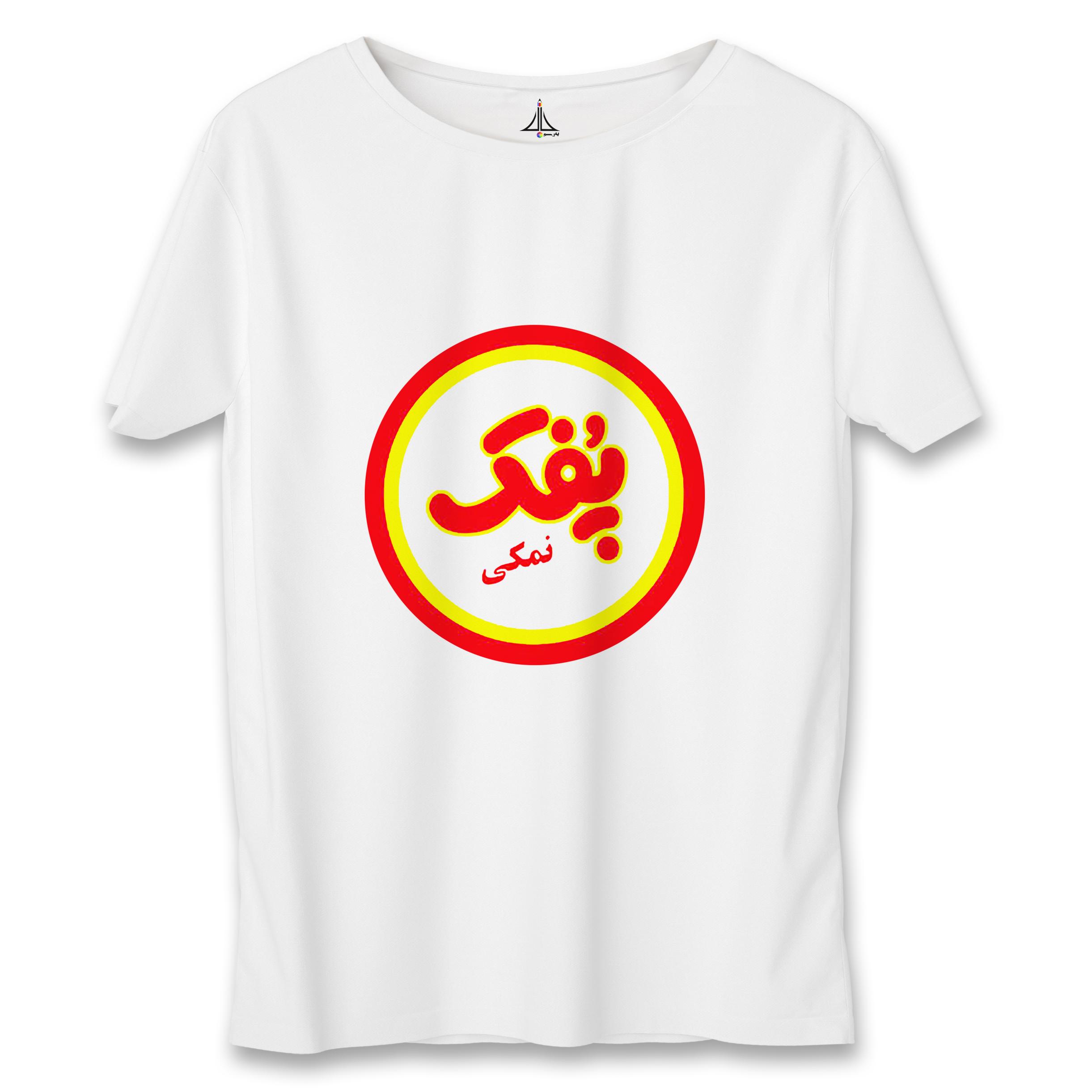 Photo of تی شرت زنانه به رسم طرح پفک نمکی کد 5569