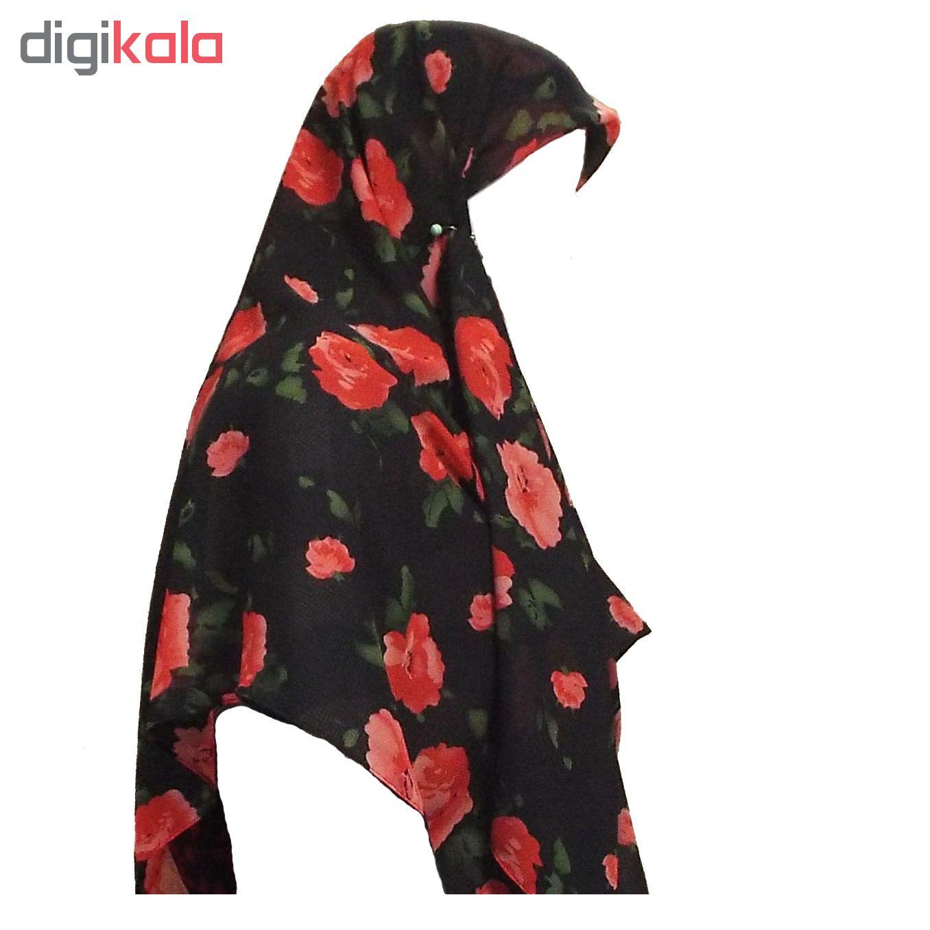 روسری زنانه تبسم کد 1011101 main 1 2