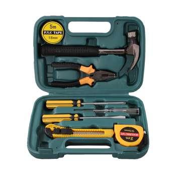 مجموعه 9 عددی جعبه ابزار مدل KA100