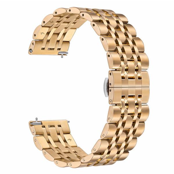 بند مدل LONGINES-G0022 مناسب برای ساعت هوشمند سامسونگ Galaxy Watch 46mm