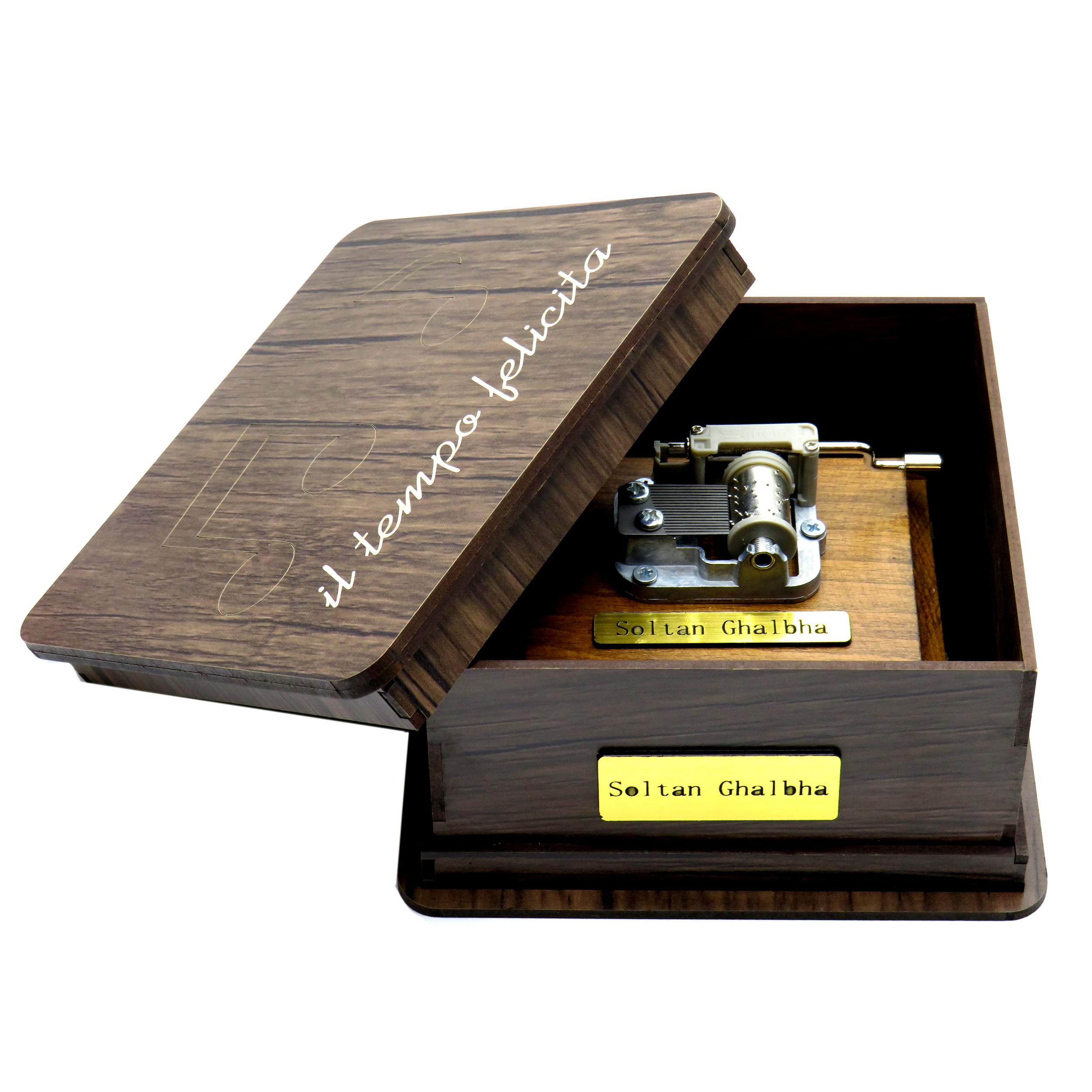 جعبه موزیکال ایل تمپو فلیچیتا مدل SGH-700