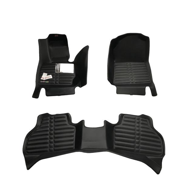 کفپوش سه بعدی خودرو اسایسیجی مدل CBN مناسب برای BMW X3