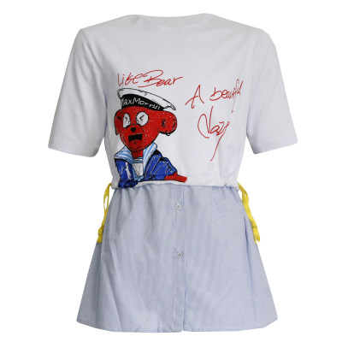تی شرت زنانه کد ۱۰۰۱۰۲۴۰a