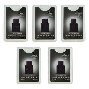 عطر جیبی مردانه اسمارت کالکشن مدل Encre Noire حجم 20 میلی لیتر مجموعه 5 عددی