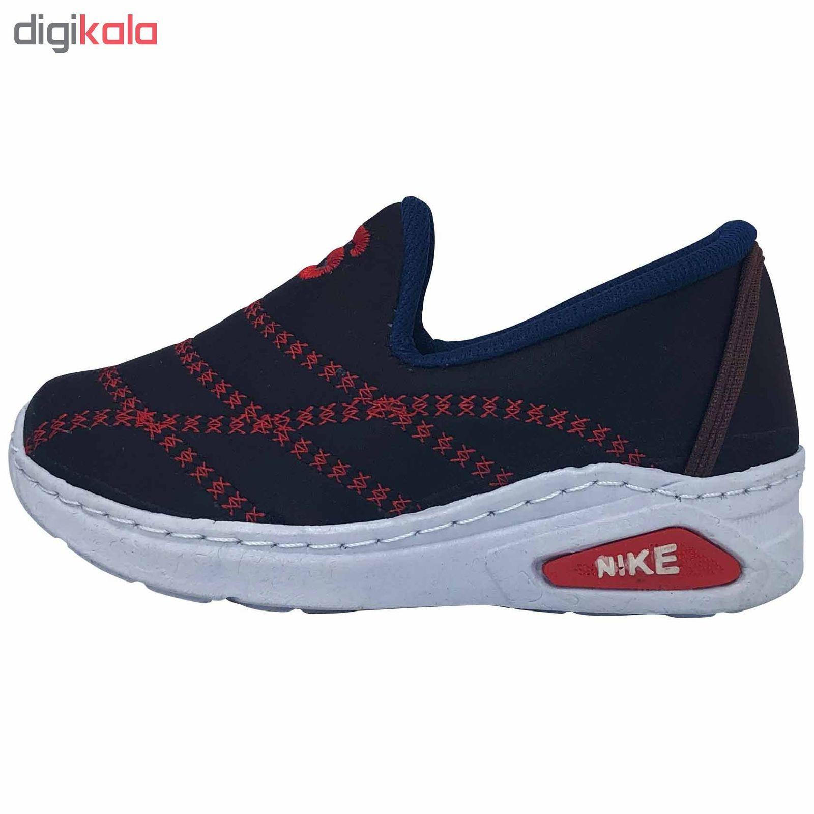 کفش مخصوص پیاده روی پسرانه کدm123