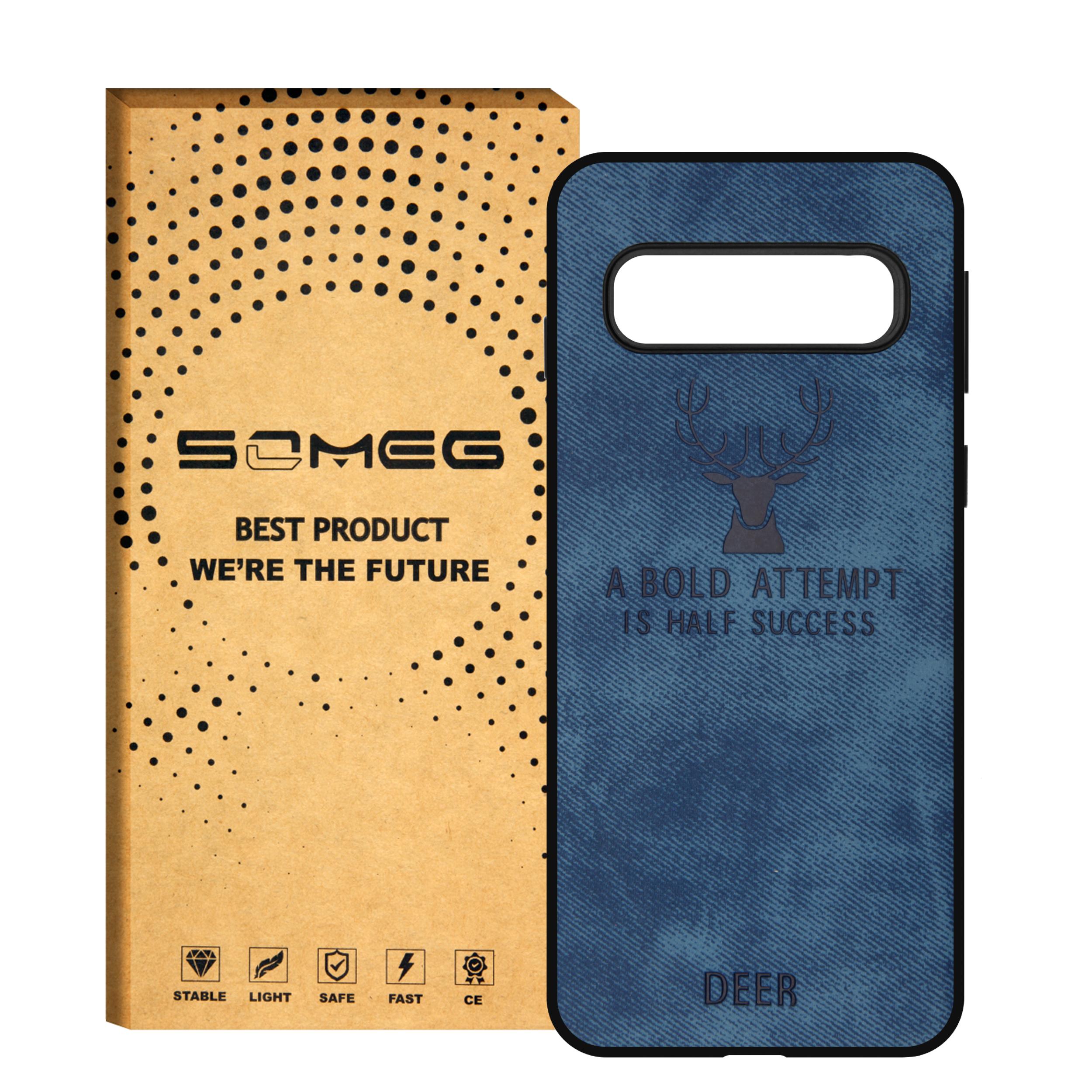 کاور سومگ مدل SMG-Der02 مناسب برای گوشی موبایل سامسونگ  Galaxy S10 Plus              ( قیمت و خرید)
