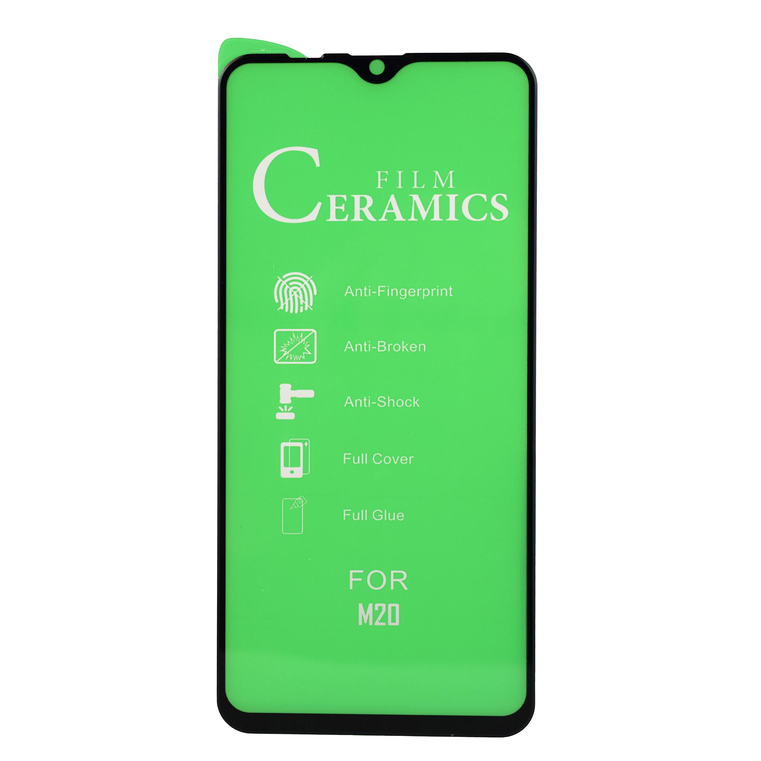 محافظ صفحه نمایش مدل CF9 مناسب برای گوشی موبایل سامسونگ Galaxy M20