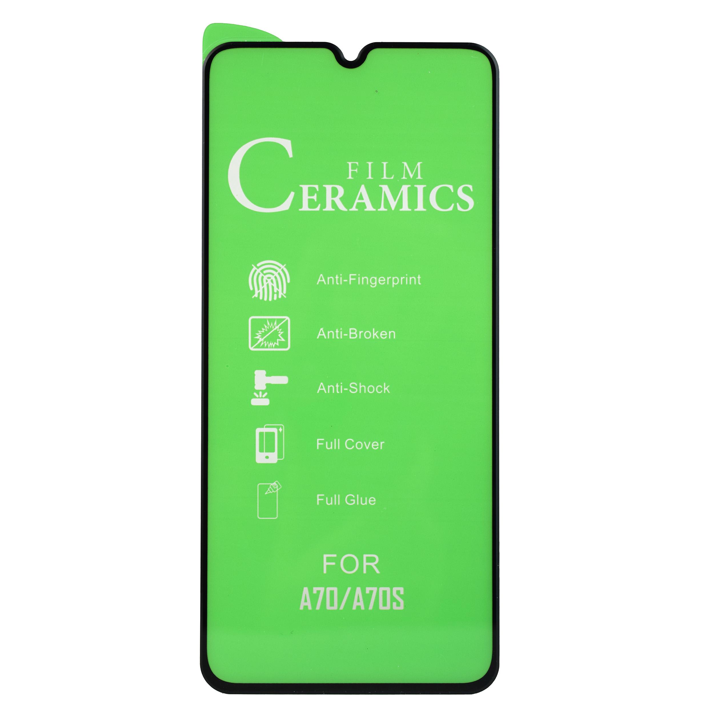 محافظ صفحه نمایش مدل CF9 مناسب برای گوشی موبایل سامسونگ Galaxy A70