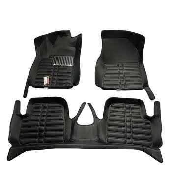 کفپوش سه بعدی خودرو اسایسیجی مدل CBN مناسب برای سیتروئن C3