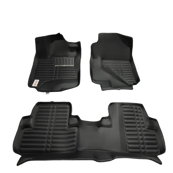 کفپوش سه بعدی خودرو اسایسیجی مدل CBN مناسب برای هوندا CRV