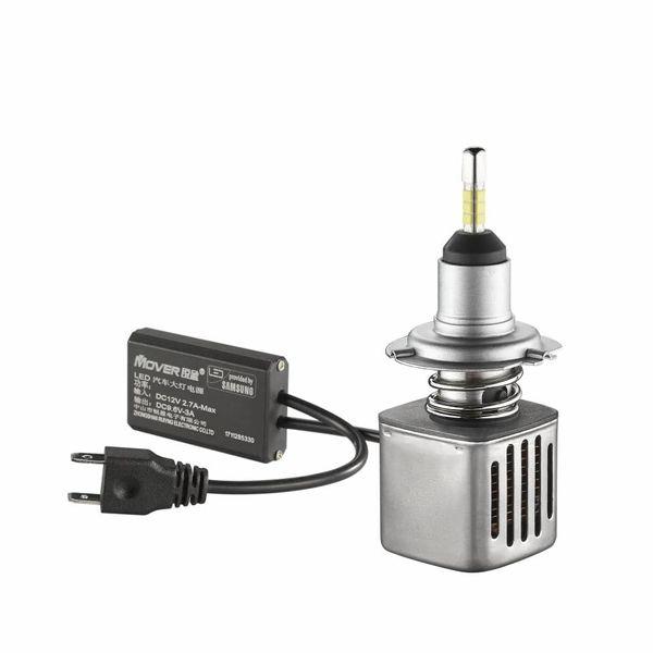 لامپ هدلایت خودرو موور مدل F2 6500K H7