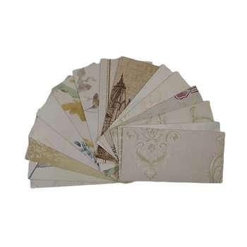 پاکت پول مدل 1018 بسته 15عددی