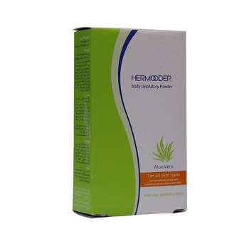 پودر موبر هرمودر مدل Aloevera وزن 50 گرم