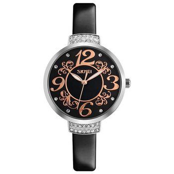 ساعت مچی عقربه ای زنانه اسکمی مدل 9160BLC