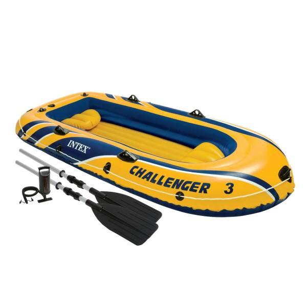 قایق بادی اینتکس مدل challenger