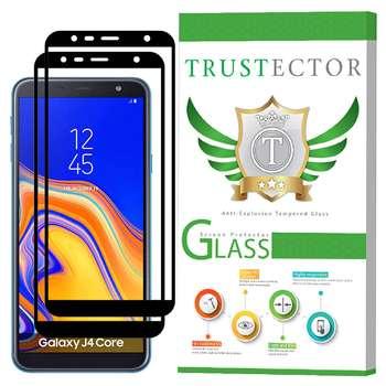 محافظ صفحه نمایش تراستکتور مدل GSS مناسب برای گوشی موبایل سامسونگ Galaxy J4 Core بسته 2 عددی
