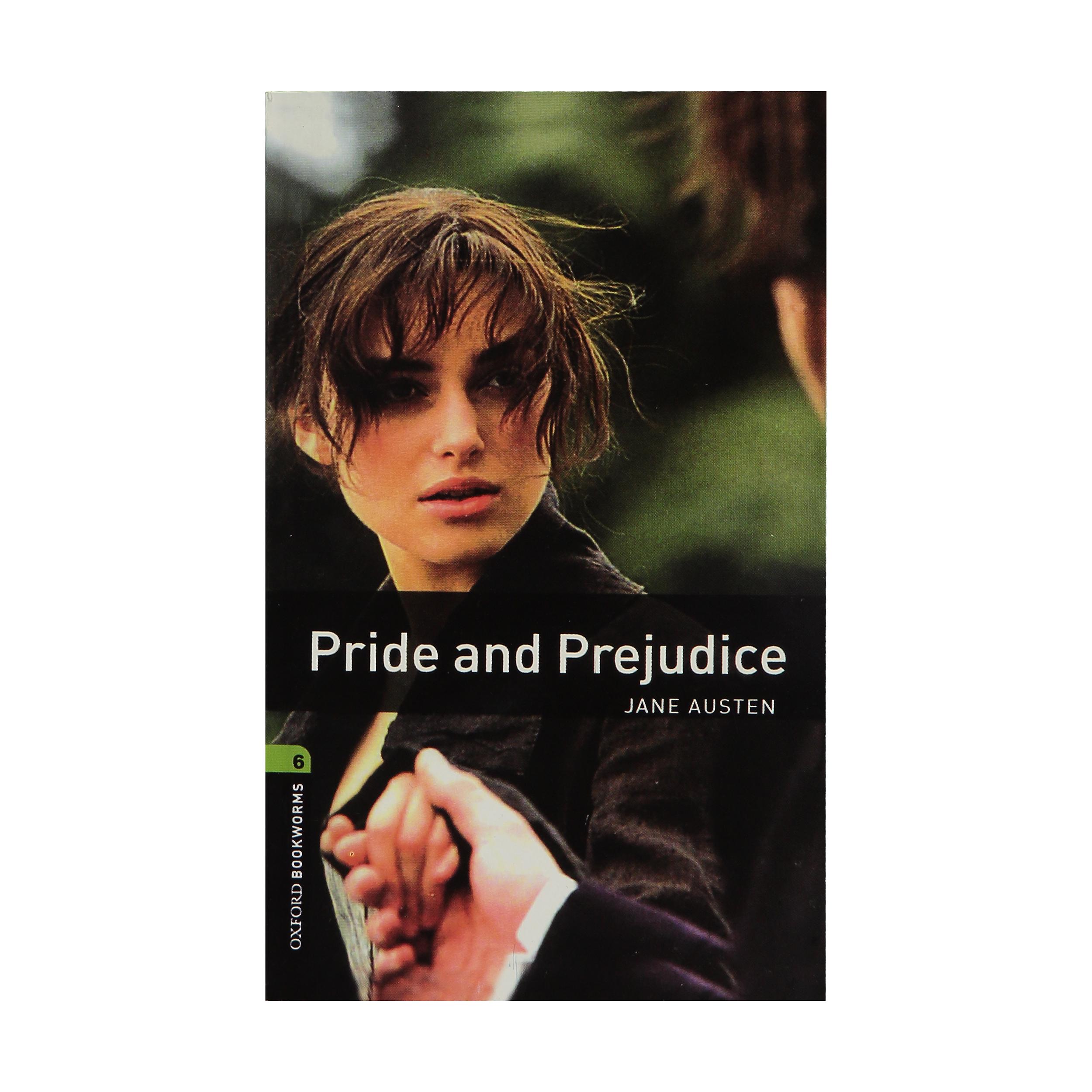 خرید                      کتاب Pride and Prejudice اثر JANE AUSTEN انتشارات OXFORD
