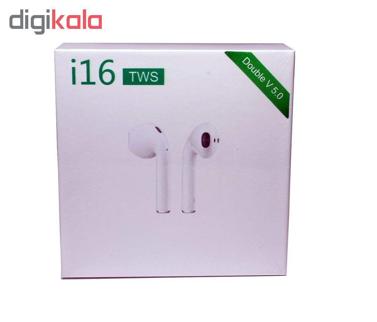 هندزفری بلوتوث مدل  TWS-i16   main 1 8