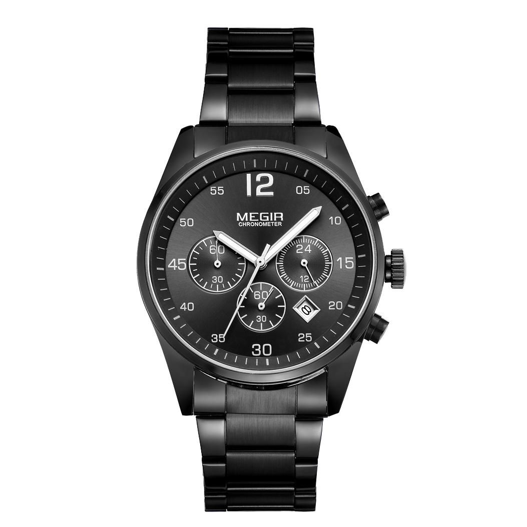 کد تخفیف                                      ساعت مچی عقربه ای مردانه مگیر مدل MS2010GB-K-1